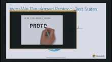 RDP Protocol Test Suite Overview