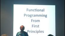 Erik Meijer - Functional Programming From First Principles