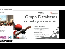 How Graph Databases can make you a super star