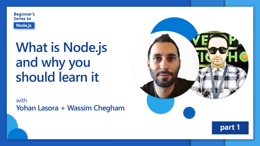 What is Node.js and why you should learn it [1 of 26]