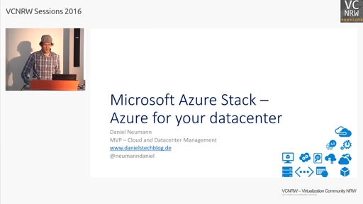 Microsoft Azure Stack – Azure for your datacenter