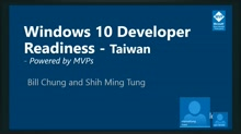 Windows 10 Developer Readiness [Taiwan]