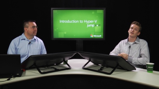 Introduction to Hyper-V Jump Start: (03) Hyper-V Networking