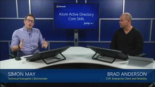 Azure Active Directory Core Skills: (02) Brad Anderson Keynote and Solution Demo