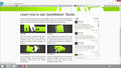 Game Production Basics: (05) Where Can I Go from Here?