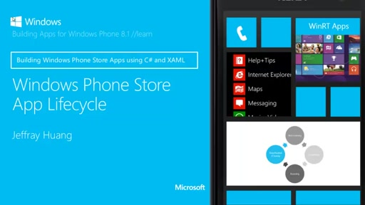 Windows Phone Store APP Lifecycle and Background Processing