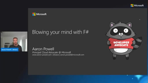Blowing your mind with F#