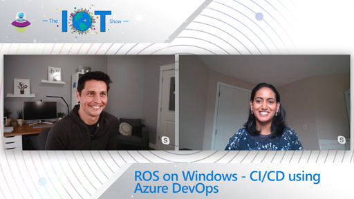 ROS on Windows - CI/CD using Azure DevOps
