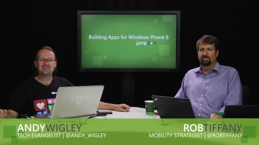 Building Apps for Windows Phone 8 Jump Start: (08) Push Notifications