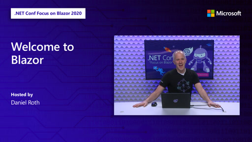 Welcome to Blazor