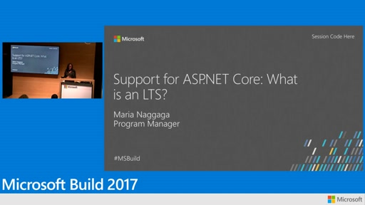 Support for ASP.NET Core: What is an LTS?