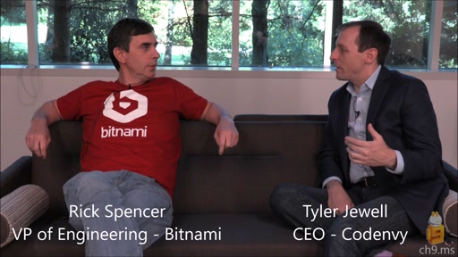 Developer Couch Series: Bitnami on Developing in the Cloud