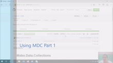 Using Mabo Data Collections for Windows 10 - Part 01