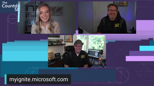 Countdown Show: Microsoft Ignite 2020 - Episode 1