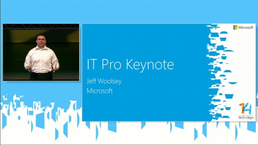 IT Professional Keynote : How to deliver amazing experiences for your customers and end-users