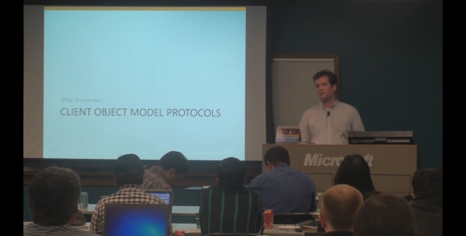 SharePoint Client Object Model Protocols