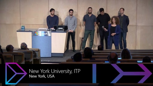 Design Expo 2017: New York University, ITP