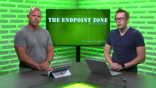Endpoint zone 1906 - co-management vs co-existence