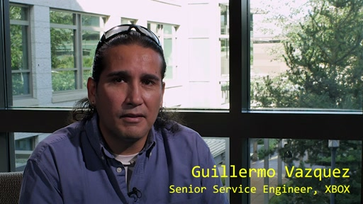 Hour of Code: Real Reelz, Guillermo