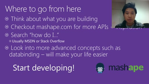 MSA - Building An App - Wrap Up - Part 4