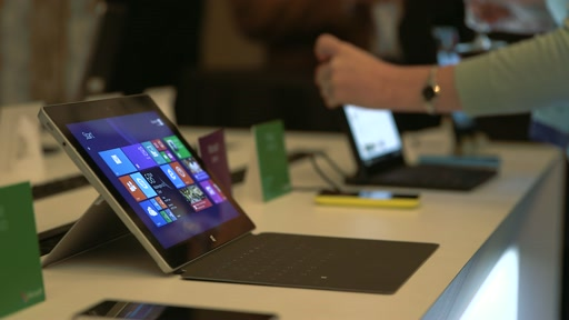 Microsoft gets down to business with mobility