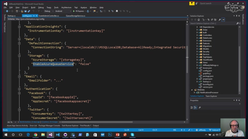 Building AllReady: Saving Lives with ASP NET Core