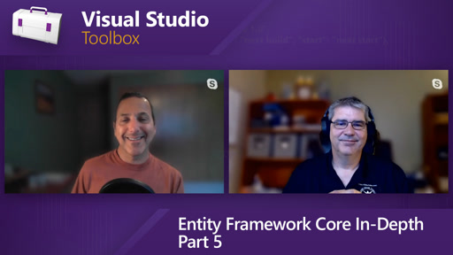 Entity Framework Core In-Depth Part 5