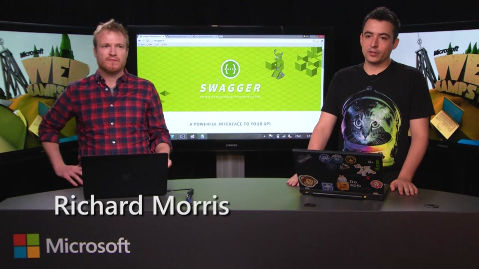 Documenting your APIs with Swagger featuring Richard Morris