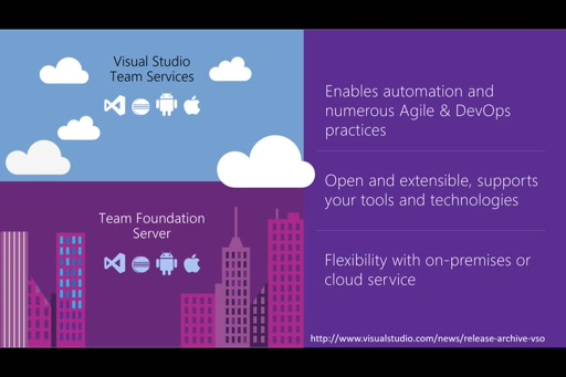 Release Management with Team Services