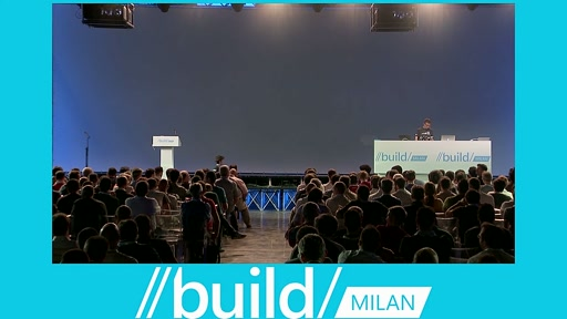 Build Tour Milan - Microsoft Edge & Web Apps