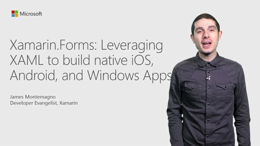 Xamarin.Forms: Leaveraging XAML to Build iOS, Android, and Windows Apps