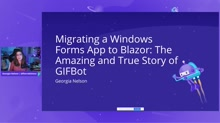 Migrating a Windows Forms App to Blazor: The Amazing and True Story of GIFBot