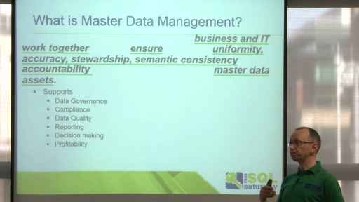 How far can MS SQL Server Master Data Services 2016 take your business?