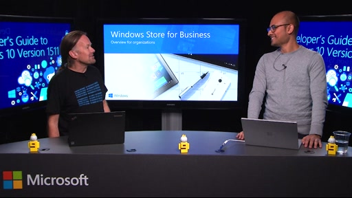 Windows 10 for Business: Publishing apps to the Business Store