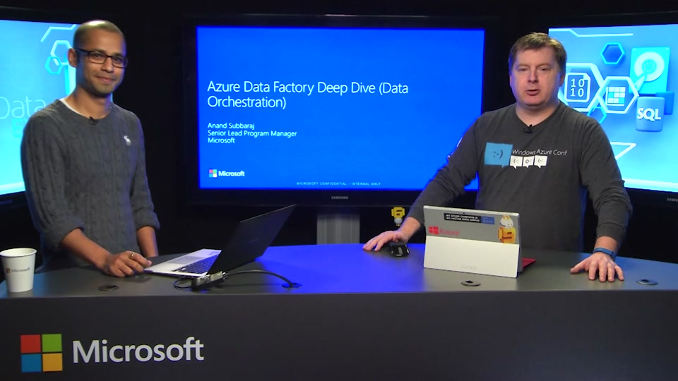 Introducing Azure Data Factory