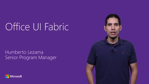 Office UI Fabric