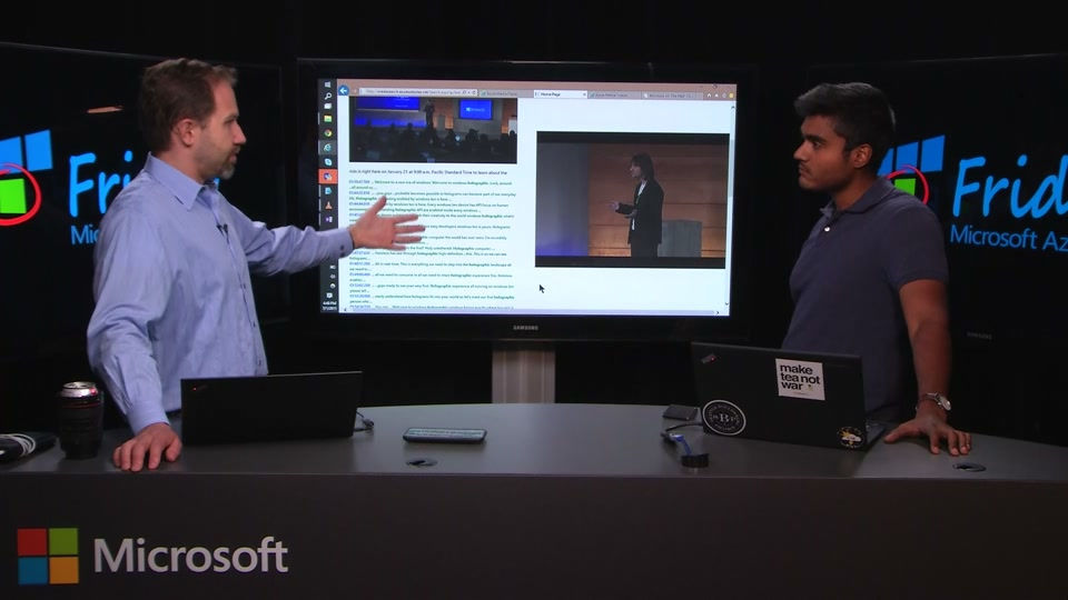 Azure Media Indexer automatically creates transcripts for your media - with Adarsh Solanki