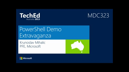 PowerShell Demo Ex