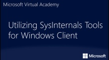 Utilizing SysInternals Tools for Windows Client: (05) PsTools