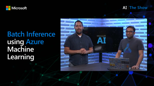 Batch Inference using Azure Machine Learning