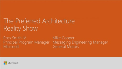 Understand the Microsoft Exchange Server 2016 Architecture
