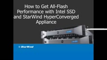 Get all-flash performance for your storage without expensive all-flash arrays
