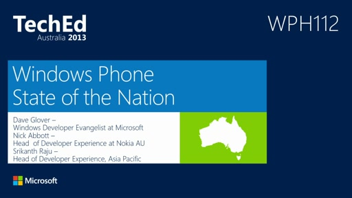 Windows Phone State of the Nation Update