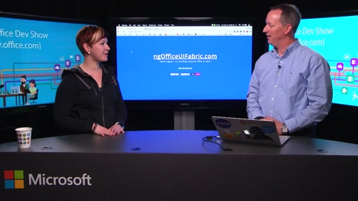Office Dev Show - Episode 25 - Angular Directives for Office UI Fabric