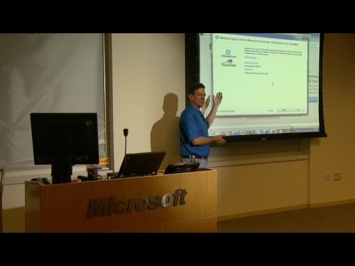 June 2011 Developer Dinner Part 2: Building Cloud-based Apps with Windows Azure