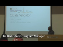 OData Service Validation Tool