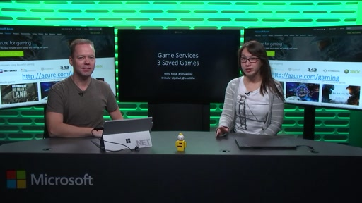 3. Saved Games in Azure