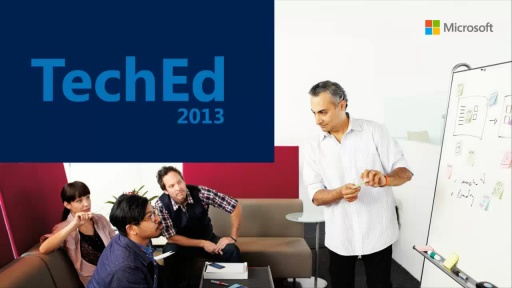 TechEd 101 - An Introduction to TechEd (repeat)