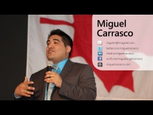 D³: Start Something on LinkedIn with Miguel Carrasco