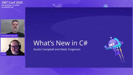 What's New in C#?